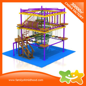 Multifunctional Indoor Fitness Play Equipment for Children pictures & photos