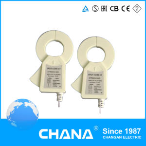 Ce RoHS Certificated 0.5A-1000A Split Core Current Transformer pictures & photos