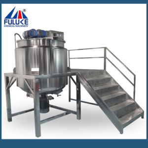 Guangzhou Fuluke Soap/ Shower Gel / Washing Hand Making Machine Blender pictures & photos
