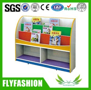 Wooden Kids Bookshelf for Sale (SF-111C) pictures & photos