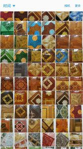 PVC Flooring Tile with Rolls pictures & photos
