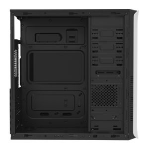 Computer Case (5909 BK) pictures & photos