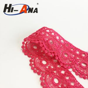 Over 15 Years Experience Top Quality Water Soluble Lace Fabric pictures & photos