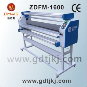 Zdfm-1600 Full Automatic Cold Film Roll Lamination Machine pictures & photos