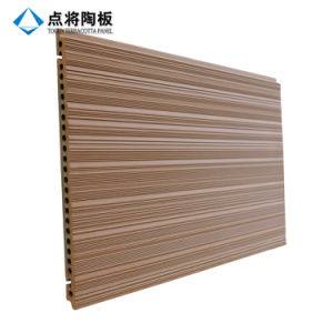 18mm Terracotta Wall Panel for Building Material pictures & photos