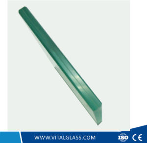 Clear/Grey/Blue Laminated Glass for Building Glass with Csi (L-M) pictures & photos