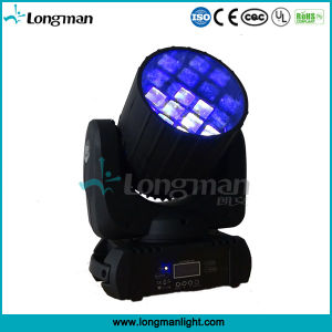 Full RGBW Zoom 12*10W Moving Head LED Stage Light pictures & photos