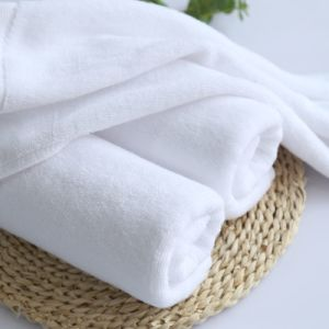 Factory Wholesale Durable Plain Towel Set for Hotel (JRD017)