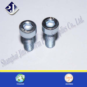 Good Price Steel Hex Socket Machine Screw pictures & photos