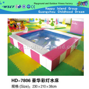 Water Bed Electric Bed Indoor Playground Toy (HD-7806) pictures & photos