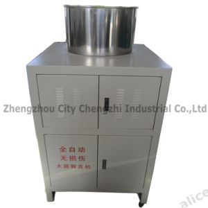 Stainless Steel Garlic Peeling Machine pictures & photos