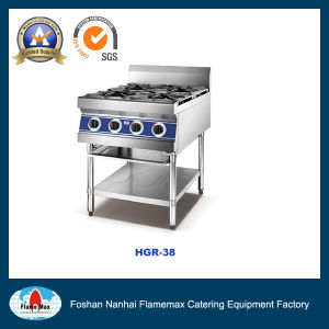 8-Burner Stove with Under Shelf (HGR-38) pictures & photos