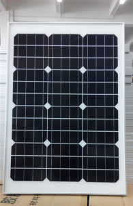 50W Mono PV Solar Panel for Solar Street Light pictures & photos