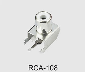 RCA Jack/AV Jack (RCA-108) pictures & photos