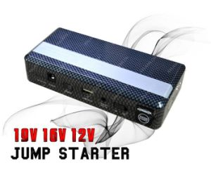 12V Gasoline and Diesel Cars Starter, 2 in 1, 14000mAh pictures & photos