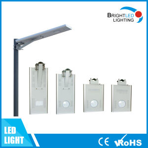 30W Outdoor IP65 Integrated All in One Solar LED Street Light pictures & photos
