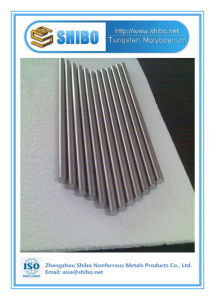 Outstanding Quality Shibo Star Product Polished Molybdenum Rod with High Purity pictures & photos