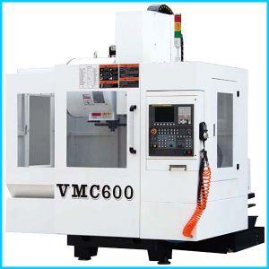 Chinese Vmc600 Vertical Machining Center
