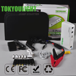 Multi-Function Jump Starter for Starting 12V Gasoline Car
