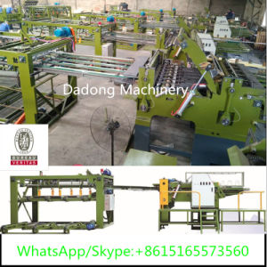 China Supply Plywood Core Veneer Builder Machine Floor Substrate Making Machinery pictures & photos