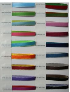Satin Ribbon for Garments Sr 10001 pictures & photos