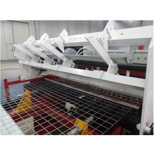 1.8-3mm, 3-5mm, 3-8mm, 5-12mm High Quality Steel Wire Mesh Fence Machine pictures & photos