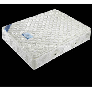 Demask Fabric Good Quality Spring Mattress (WL036-B) pictures & photos