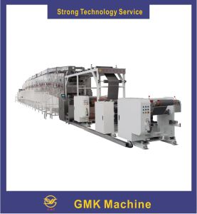 Vertical Type Single Surface Coating Machine for Lithium Battery pictures & photos