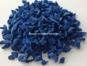 EPDM Granules (3-5mm) for Playing Ground pictures & photos