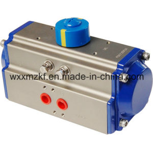 Double Acting Pneumatic Cylinder for Valve pictures & photos