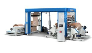 High Speed Paper Slitting Machine, Paper Converting Machine (GSFQ1100-1600) pictures & photos