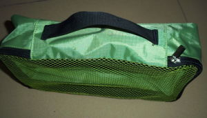 Wholesale Simple Mesh Wash Bag for Trip (BV1) pictures & photos