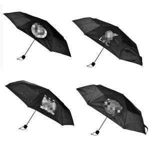 3 Folding Advertisement Umbrella&Gift Umbrella