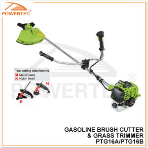Powertec 52cc 2kw Oil Grass Trimmer (PTG16B) pictures & photos