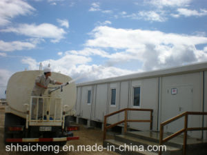 Porta Cabin/Small House/Modified Container Room (shs-fp-dormitory023) pictures & photos