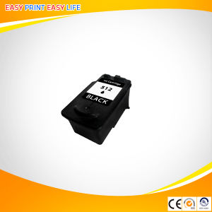 Compatible Ink Cartridge 512 for Canon pictures & photos