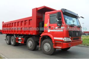 Cnhtc HOWO 8X4 31t Tipper Truck with Low Price (ZZ3317N3061) pictures & photos
