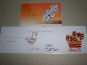 Custom Logo Shop Club Game Membership VIP Discount Card pictures & photos