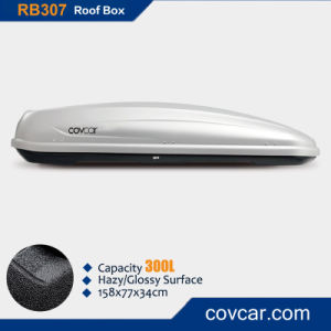 New Cargo Roof Carrier Glossy/Hazy Car Rooftop Box