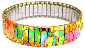 Colorful Metal Bracelet (CB-142)