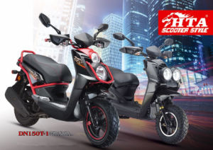 New Hot Bws Model 150cc Scooter, Gas Scooter (DN150T-1)