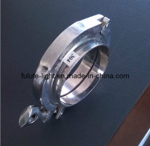 Food Grade Stainless Steel Sanitary Tri Clamp pictures & photos