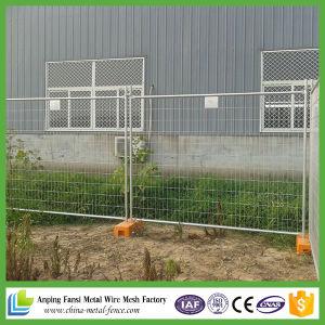 2.1mx2.4m Galvanised Construction Site Temp Fencing pictures & photos