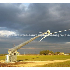 Wind Power Tower in China with High Quality pictures & photos