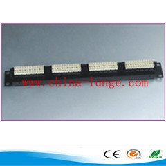 Patch Panel (12port 18port, 24port, 48port) pictures & photos