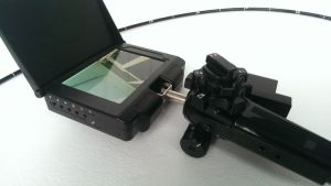 Handheld Industrial Borescopes with 5.0′′ LCD, 4-Way Articulation, 3m Testing Cable pictures & photos
