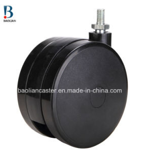 Chair Caster Wheel /Nylon Furniture Caster/Riveted Caster Wheel