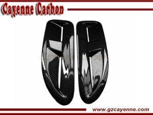 Carbon Fiber Car Body Kits Fender Vents for Alfa-Autodelta