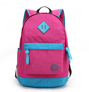 Teenage Girl School Bags Backpack pictures & photos