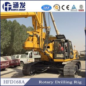 for Sale Hanfa Rotary Drilling Rig Hf168A Drilling Depth 56m with Good Quality pictures & photos